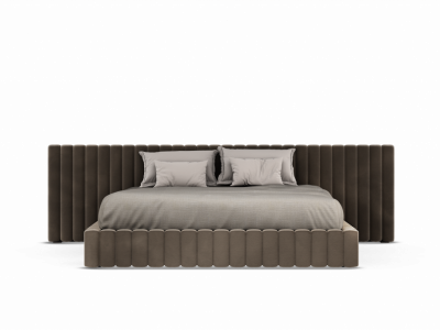 Bowen Bed Wide Headboard