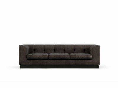 Watergate 3 Seats sofa (Wood Base)